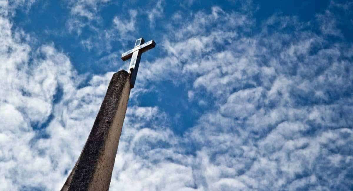 Cruz en Semana Santa
